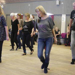 Line Dance – Nivå #1